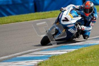 © Octane Photographic Ltd/Chris Enion 2012. British Superbikes test day – Donington Park, Tuesday 7th August 2012. Michael Laverty - Tyco Suzuki. Digital Ref : 0450CE1D0132