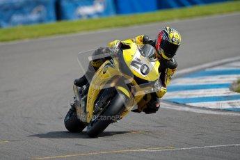 © Octane Photographic Ltd/Chris Enion 2012. British Superbikes test day – Donington Park, Tuesday 7th August 2012. Tom Tunstall - Doodson Motorsort. Digital Ref : 0450CE1D0141
