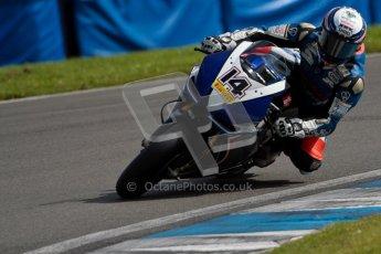 © Octane Photographic Ltd/Chris Enion 2012. British Superbikes test day – Donington Park, Tuesday 7th August 2012. John Laverty - Splitlath-Redmond Racing. Digital Ref : 0450CE1D0202