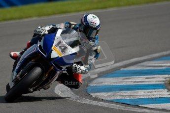 © Octane Photographic Ltd/Chris Enion 2012. British Superbikes test day – Donington Park, Tuesday 7th August 2012. John Laverty - Splitlath-Redmond Racing. Digital Ref : 0450CE1D0206