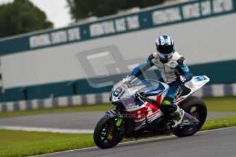 © Octane Photographic Ltd/Chris Enion 2012. British Superbikes test day – Donington Park, Tuesday 7th August 2012. Graeme Gowland - Team WFR Honda. Digital Ref : 0450CE1D0573