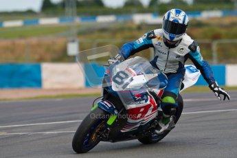 © Octane Photographic Ltd/Chris Enion 2012. British Superbikes test day – Donington Park, Tuesday 7th August 2012. Graeme Gowland - Team WFR Honda. Digital Ref : 0450CE1D0579