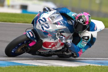 © Octane Photographic Ltd/Chris Enion 2012. British Superbikes test day – Donington Park, Tuesday 7th August 2012. Alex Lowes - Team WFR Honda. Digital Ref : 0450CE1D0615