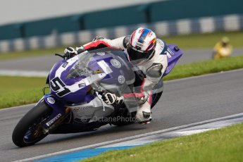 © Octane Photographic Ltd/Chris Enion 2012. British Superbikes test day – Donington Park, Tuesday 7th August 2012. Luke Quigley - GBmoto Racing Honda. Digital Ref : 0450CE1D0666