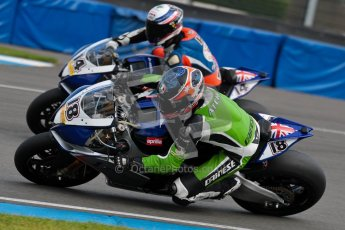 © Octane Photographic Ltd/Chris Enion 2012. British Superbikes test day – Donington Park, Tuesday 7th August 2012. Mark Aitchison - Splitlath-Redmond Racing. Digital Ref : 0450CE1D0807