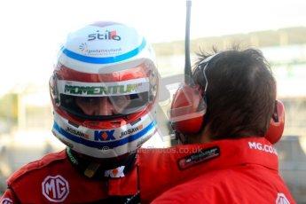 © Chris Enion/www.octanephotos.co.uk 2012 BTCC. Silverstone. Qualifying. Jason Plato - MG KX Momentum Racing. Digital Ref: 0538ce1d0636