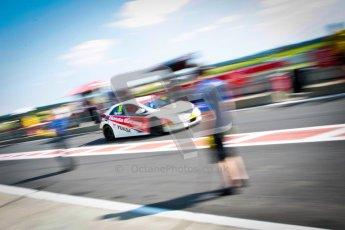 © Octane Photographic Ltd./Chris Enion. British Touring Car Championship – Round 6, Snetterton, Saturday 11th August 2012. Qualifying. Gordon Shedden - Honda Yuasa Racing Team, Honda Civic. Digital Ref : 0454ce1d0085