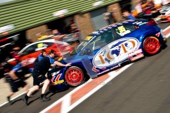 © Octane Photographic Ltd./Chris Enion. British Touring Car Championship – Round 6, Snetterton, Saturday 11th August 2012. Qualifying. Jeff Smith - Pirtek Racing, Honda Civic. Digital Ref : 0454ce1d0214