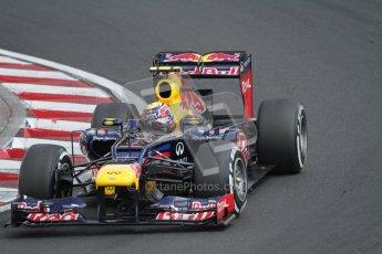 © 2012 Octane Photographic Ltd. Hungarian GP Hungaroring - Saturday 28th July 2012 - F1 Qualifying. Red Bull RB8 - Mark Webber. Digital Ref : 0430lw7d6933