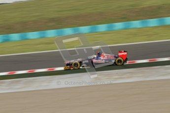 © 2012 Octane Photographic Ltd. Hungarian GP Hungaroring - Saturday 28th July 2012 - F1 Qualifying. Toro Rosso STR7 - Daniel Ricciardo. Digital Ref : 0430lw7d6971