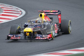 © 2012 Octane Photographic Ltd. Hungarian GP Hungaroring - Saturday 28th July 2012 - F1 Qualifying. Red Bull RB8 - Sebastian Vettel. Digital Ref : 0430lw7d7416