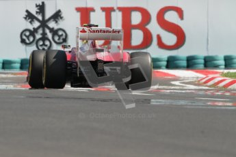 © 2012 Octane Photographic Ltd. Hungarian GP Hungaroring - Saturday 28th July 2012 - F1 Qualifying. Ferrari F2012 - Felipe Massa. Digital Ref : 0430lw7d7779