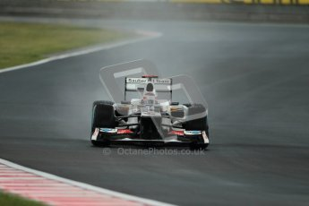 © 2012 Octane Photographic Ltd. Hungarian GP Hungaroring - Friday 27th July 2012 - F1 Practice 2. Sauber C31 - Kamui Kobayashi. Digital Ref : 0426lw1d5660