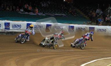 © Carl Jones/Octane Photographic Ltd. FIM FOGO British Speedway GP, Millennium Stadium, Cardiff, Saturday 25th August 2012. Digital Ref : 0480cj7d9558