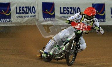 © Carl Jones/Octane Photographic Ltd. FIM FOGO British Speedway GP, Millennium Stadium, Cardiff, Friday 24th August 2012. Digital Ref : 0479cj7d9211