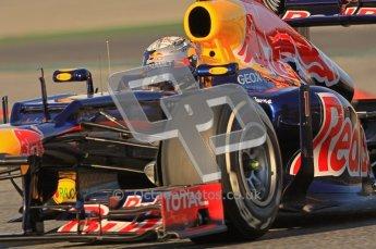© 2012 Octane Photographic Ltd. Barcelona Winter Test 1 Day 2 - Wednesday 21st February 2012. Red Bull RB8 - Sebastian Vettel. Digital Ref : 0227lw1d7506