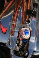 © 2012 Octane Photographic Ltd. Barcelona Winter Test 1 Day 3 - Thursday 23rd February 2012. McLaren MP4/27 - Jenson Button. Digital Ref : 0228cb1d9841