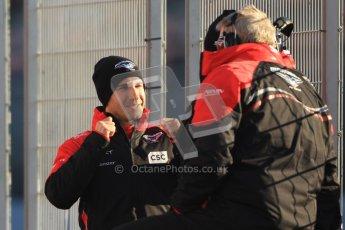 © 2012 Octane Photographic Ltd. Barcelona Winter Test 1 Day 3 - Thursday 23rd February 2012. Marussia MVR02 - Timo Glock. Digital Ref : 0228cb7d6483