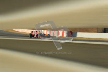 © 2012 Octane Photographic Ltd. Barcelona Winter Test 1 Day 4 - Friday 24th February 2012. Red Bull RB8 - Mark Webber. Digital Ref : 0229cb1d0445
