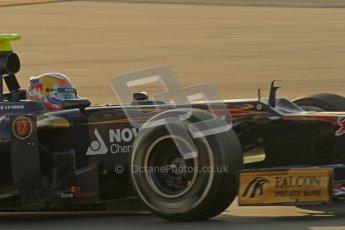 © 2012 Octane Photographic Ltd. Barcelona Winter Test 1 Day 4 - Friday 24th February 2012. Toro Rosso STR7 - Jean-Eric Vergne. Digital Ref : 0229lw7d4260