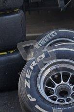 © 2012 Octane Photographic Ltd. Barcelona Winter Test 1 Day 4 - Friday 24th February 2012. Pirelli tyres on Williams wheel rims. Digital Ref : 0229lw7d5408