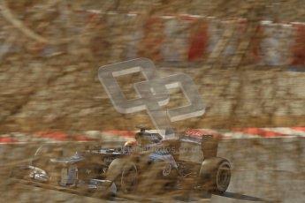 © 2012 Octane Photographic Ltd. Barcelona Winter Test 2 Day 1 - Thursday 24th March 2012. Williams FW34 - Pastor Maldonado. Digital Ref : 0231cb1d2216