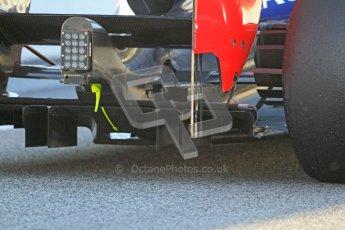 © 2012 Octane Photographic Ltd. Barcelona Winter Test 2 Day 1 - Thursday 1st March 2012. Red Bull RB8 - Mark Webber. Digital Ref : 0231cb7d7621