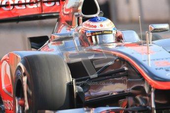 © 2012 Octane Photographic Ltd. Barcelona Winter Test 2 Day 1 - Thursday 1st March 2012. McLaren MP4/27 - Jenson Button. Digital Ref : 0231cb7d7866