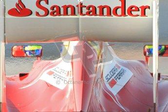 © 2012 Octane Photographic Ltd. Barcelona Winter Test 2 Day 1 - Thursday 1st March 2012. Ferrari F2012 - Felipe Massa. Digital Ref : 0231cb7d7871
