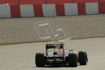 © 2012 Octane Photographic Ltd. Barcelona Winter Test 2 Day 1 - Thursday 24th March 2012. Toro Rosso STR7 - Jean-Eric Vergne. Digital Ref :0231lw7d0134