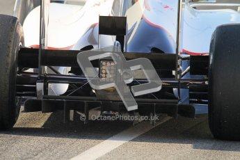 © 2012 Octane Photographic Ltd. Barcelona Winter Test 2 Day 1 - Thursday 1st March 2012. Sauber C31 - Sergio Perez. Digital Ref : 0231lw7d8175