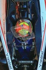 © 2012 Octane Photographic Ltd. Barcelona Winter Test 2 Day 1 - Thursday 1st March 2012. Williams FW34 - Pastor Maldonado. Digital Ref : 0231lw7d8758