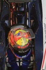 © 2012 Octane Photographic Ltd. Barcelona Winter Test 2 Day 1 - Thursday 1st March 2012. Williams FW34 - Pastor Maldonado. Digital Ref : 0231lw7d8774