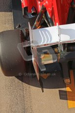 © 2012 Octane Photographic Ltd. Barcelona Winter Test 2 Day 1 - Thursday 24th March 2012. Ferrari F2012 - Felipe Massa. Digital Ref : 0231lw7d8957