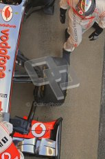 © 2012 Octane Photographic Ltd. Barcelona Winter Test 2 Day 2 - Friday 2nd March 2012. McLaren MP4/27 - Lewis Hamilton. Digital Ref :