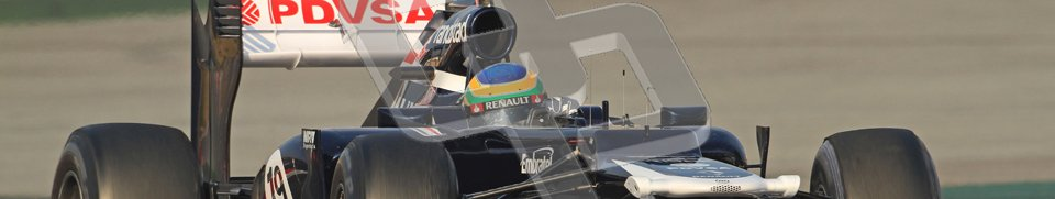 © 2012 Octane Photographic Ltd. Barcelona Winter Test 2 Day 3 - Saturday 3rd March 2012. Williams FW34 - Bruno Senna. Digital Ref : 0233cb7d9346