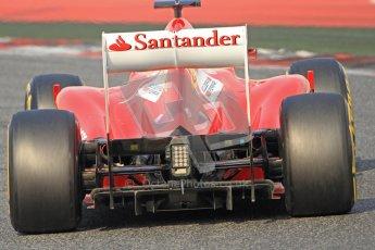 © 2012 Octane Photographic Ltd. Barcelona Winter Test 2 Day 3 - Saturday 3rd March 2012. Ferrari F2012 - Felipe Massa. Digital Ref : 0233cb7d9806