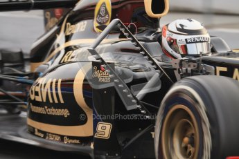 © 2012 Octane Photographic Ltd. Barcelona Winter Test 2 Day 4 - Sunday 4th March 2012. Lotus E20 - Kimi Raikkonen. Digital Ref : 0234lw7d3950