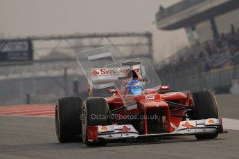 © 2012 Octane Photographic Ltd. Barcelona Winter Test 2 Day 4 - Sunday 4th March 2012. Ferrari F2012 - Fernando Alonso. Digital Ref : 0234lw7d4230