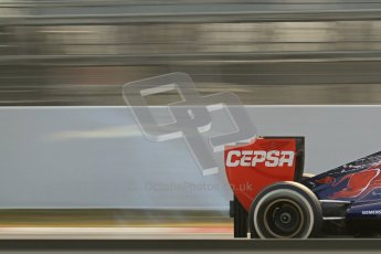 © 2012 Octane Photographic Ltd. Barcelona Winter Test 2 Day 4 - Sunday 4th March 2012. Toro Rosso STR7 - Daniel Ricciardo. Digital Ref :  0234lw7d4565