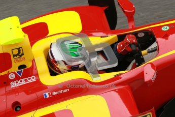 © Octane Photographic Ltd. GP2 Winter testing Barcelona Day 1, Tuesday 6th March 2012. Racing Engineering, Nathanael Berthon. Digital Ref :