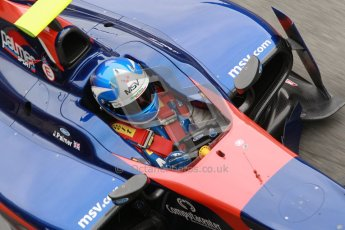 © Octane Photographic Ltd. GP2 Winter testing Barcelona Day 1, Tuesday 6th March 2012. iSport International, Jolyon Palmer. Digital Ref :