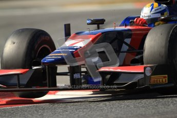 © Octane Photographic Ltd. GP2 Winter testing Barcelona Day 1, Tuesday 6th March 2012. iSport International, Marcus Ericsson. Digital Ref : 0235cb7d1499