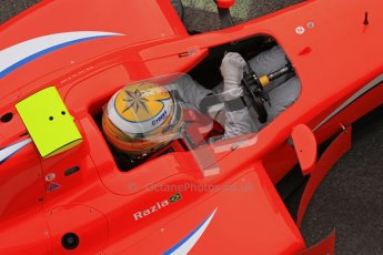 © Octane Photographic Ltd. GP2 Winter testing Barcelona Day 1, Tuesday 6th March 2012. Arden International, Luiz Razia. Digital Ref : 0235lw7d5319