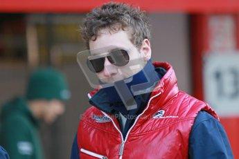 © Octane Photographic Ltd. GP2 Winter testing BarcelonaDay 3, Thursday 8th March 2012. Venezuela GP Lazarus, Giancarlo Senerelli. Digital Ref : 0236cb1d4056