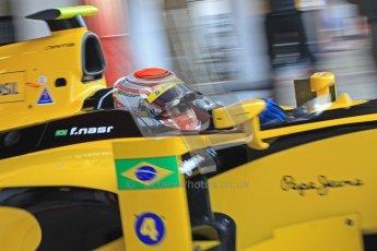 © Octane Photographic Ltd. GP2 Winter testing Barcelona Day 2, Wednesday 7th March 2012. DAMS, Felipe Nasr. Digital Ref : 0236cb7d1643