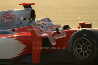 © Octane Photographic Ltd. GP2 Winter testing Barcelona Day 2, Wednesday 7th March 2012. Scuderia Coloni, Stefano Coletti. Digital Ref : 0236lw7d8508