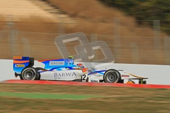 © Octane Photographic Ltd. GP2 Winter testing Barcelona Day 2, Wednesday 7th March 2012. Barwa Addax Team, Josef Kral. Digital ref: 0236lw7d8858