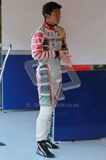 © Octane Photographic Ltd. GP2 Winter testing Barcelona Day 3, Thursday 8th March 2012. Marussia Carlin, Rio Haryanto. Digital Ref : 0237cb1d4884