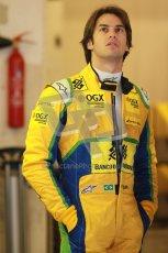 © Octane Photographic Ltd. GP2 Winter testing Barcelona Day 3, Thursday 8th March 2012. DAMS, Felipe Nasr. Digital Ref : 0237cb1d4950